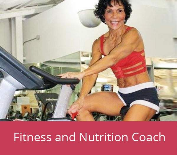 Fitness and Nutrition Coach